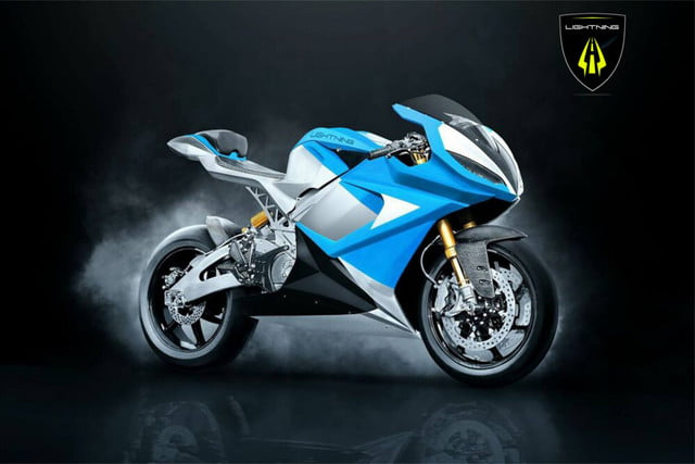 Lightning Motorcycles Working On Electric Bike That Could Go