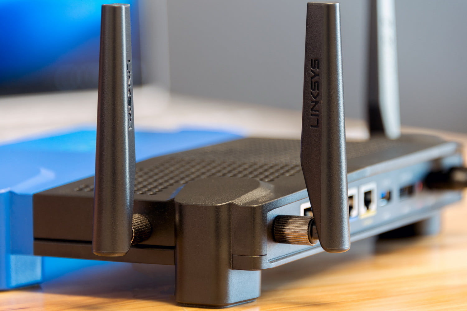 How To Boost Wi Fi Speeds At Home By Moving Your Router Digital Trends Wood Wiring Diagram The Linksys Wrt3200 Acm Review