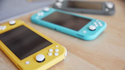 Nintendo Switch vs  Switch Lite: Does Portability Compete