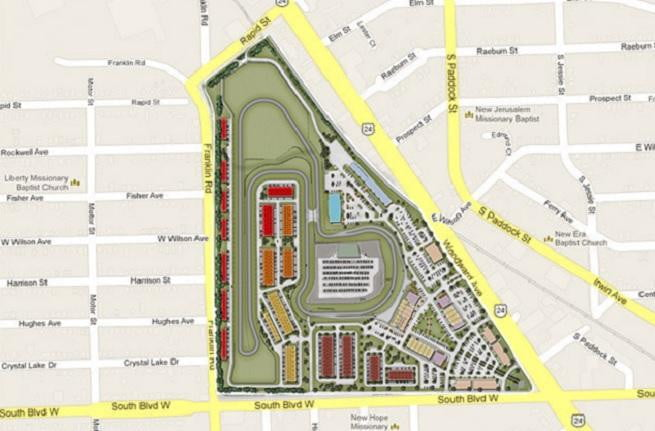 M1 Concourse Will Give Detroit Car Buffs A Place To Store