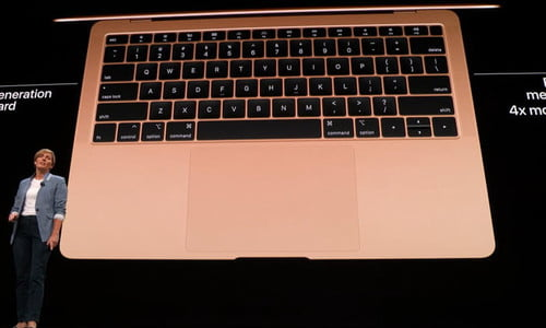 The New MacBook Air Costs $1,200 and Comes With a Retina Display