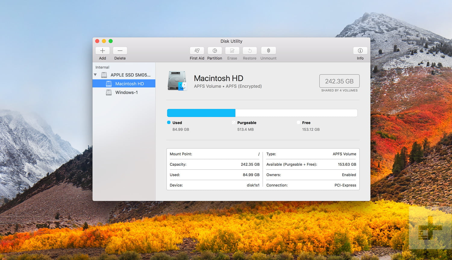 Macos high sierra review digital trends apfs is designed with ssds in mind so its able to handle a larger number of individual files as the storage experts at backblaze report ccuart Images