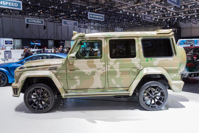 mansory g wagen sahara edition pictures and specs wagon 1