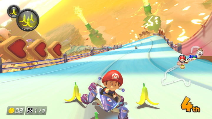 mario kart 8 tips and tricks rearview
