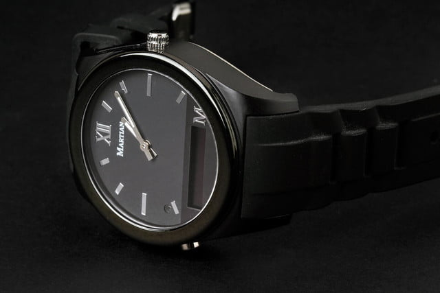 Martian Notifier Watch review side 3