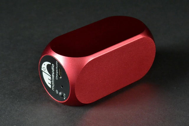 Matrix Audio QUBE 2 Universal Bluetooth back left angle