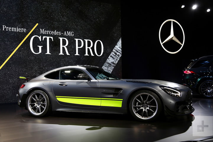 mercedes amg gt lineup gets new tech features r pro model mb 4