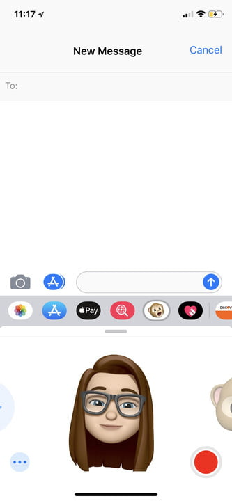how to set up and use memoji 1