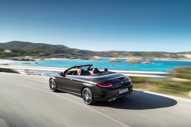 2019 mercedes benz c class coupe and convertible to debut. Black Bedroom Furniture Sets. Home Design Ideas