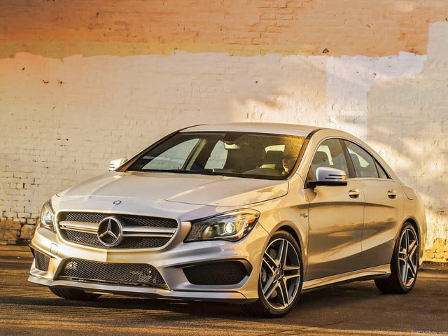 Mercedes-Benz-CLA45_AMG_front angle