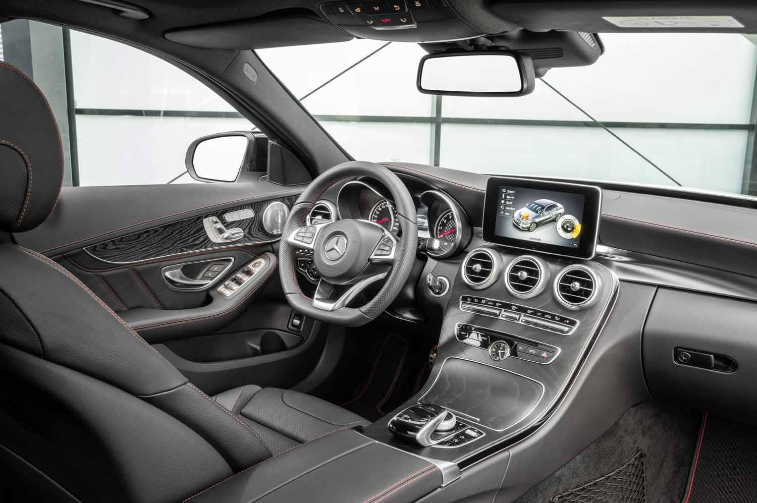 2016 Mercedes-Benz C450 AMG 4Matic   Official specs, pictures ...