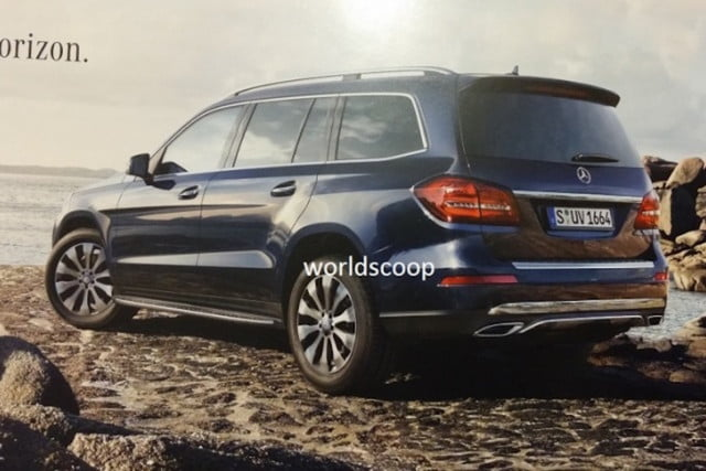 The S Stands For Style With Mercedes Benz S New Gls Suv