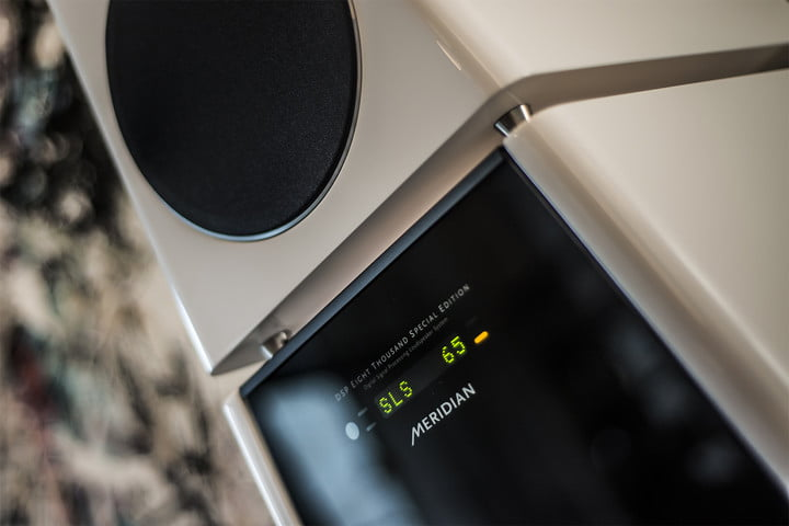 Step inside the home of LG's new audio partner in crime, Meridian Audio