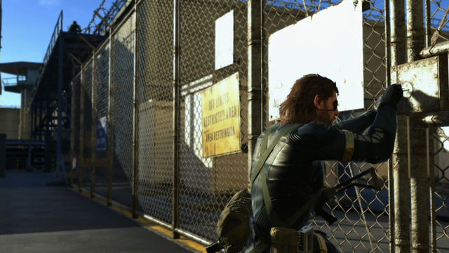 Metal Gear Solid V: Ground Zeroes screenshot 17