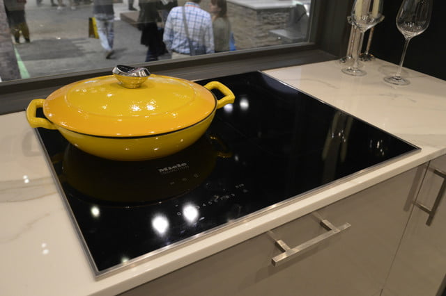 appliance trends kbis 2017 miele 24 inch induction cooktop