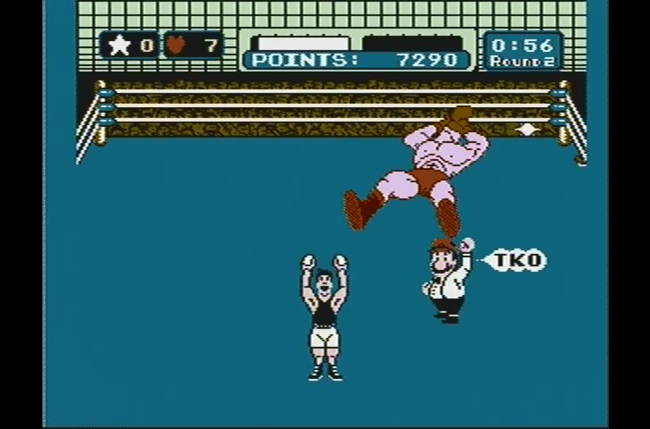 best nes games ever mike tyson s punch out screen 1