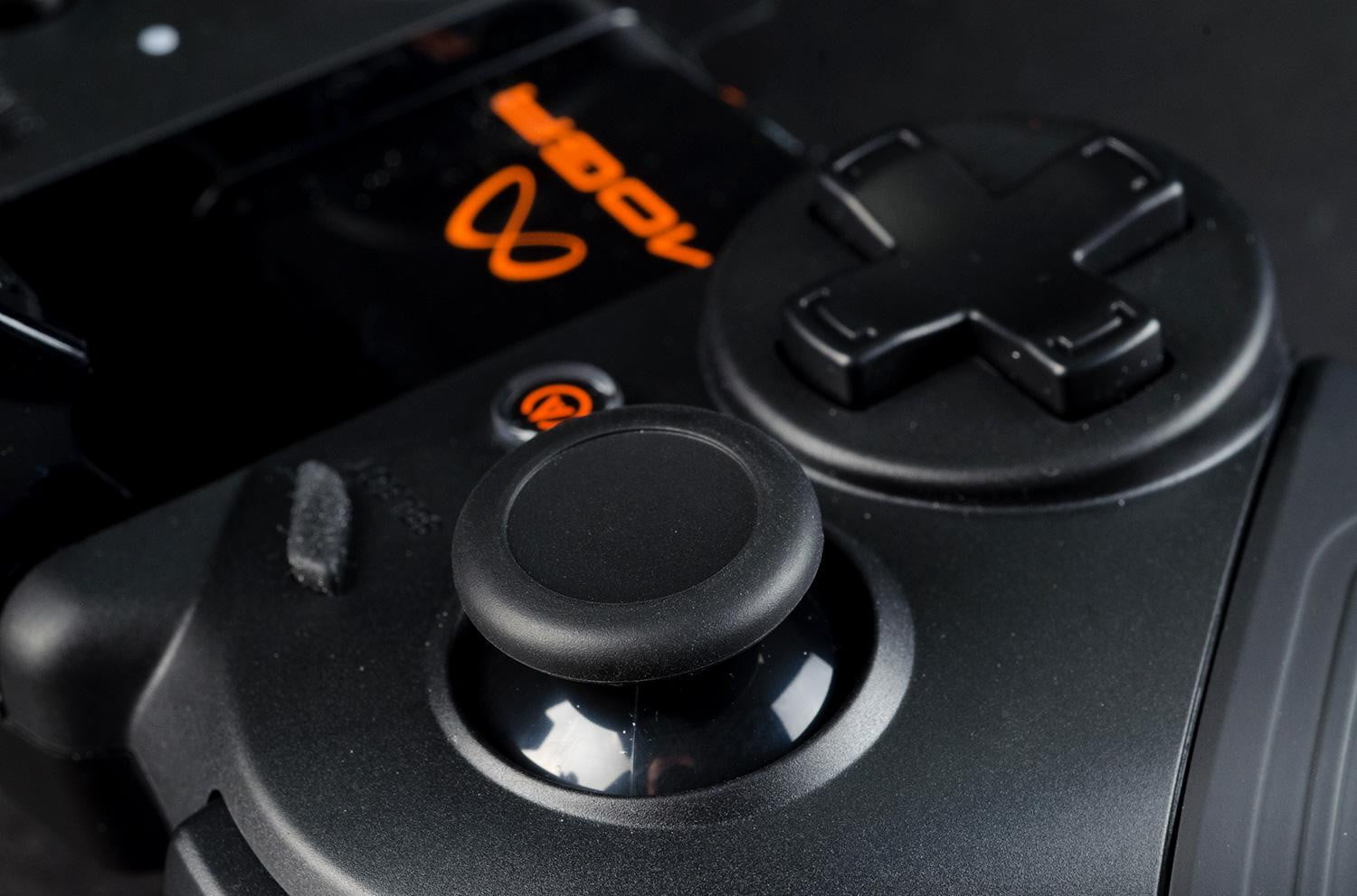 how to get moga controller to work