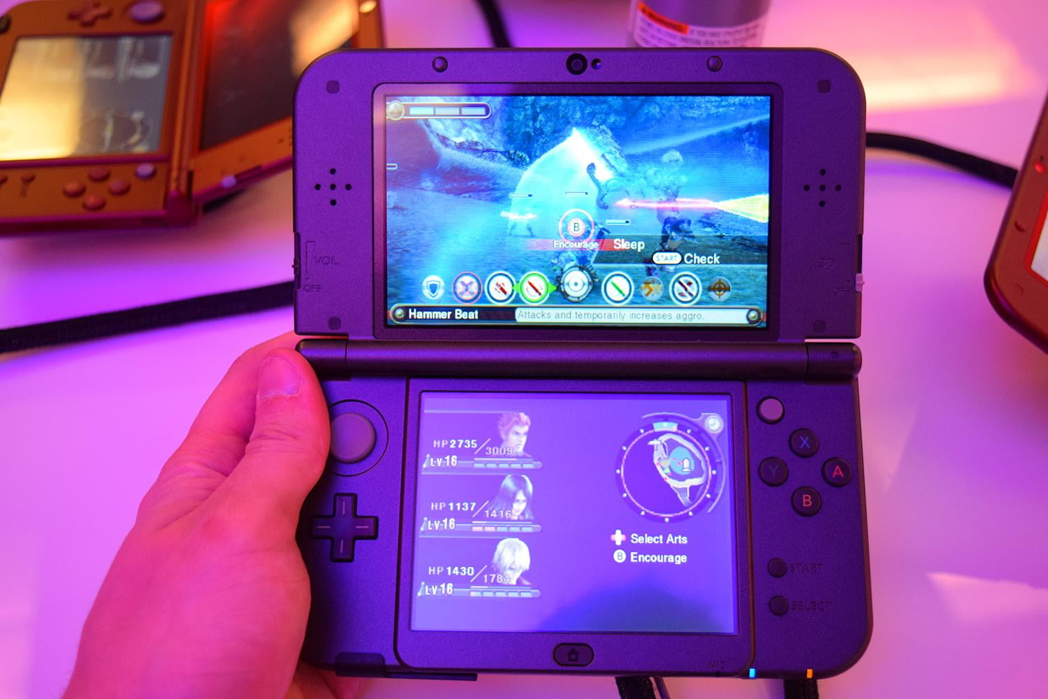 Nintendo 3DS/3DS XL Review | my cool blog