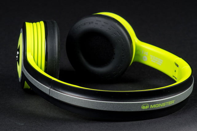 Monster iSport Freedom side angle
