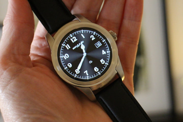 montblanc summit first impressions review hands on
