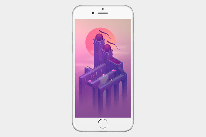 best iPhone games: monument valley 2