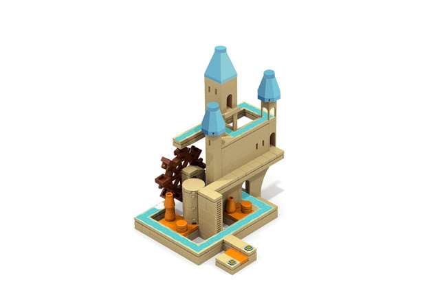 monument valley lego campaign ios puzzle game 5