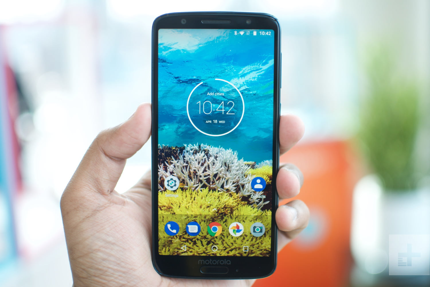 Motorola's Moto G6, Moto G6 Play: Everything You Need to Know