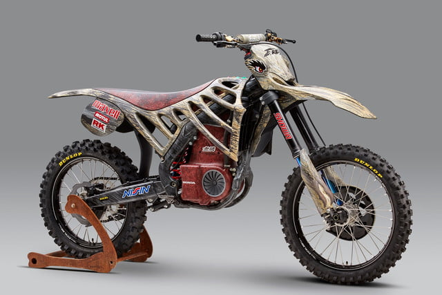 Mugen electric motorcycles