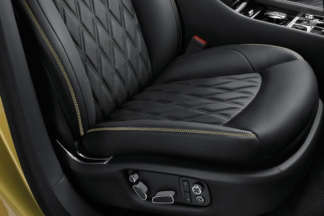 bentley engineering boss interview mulsanne speed front seat b