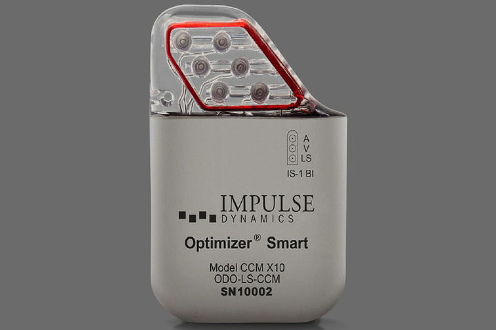 optimizer smart implantable pulse generator heart mze4mzc4mq