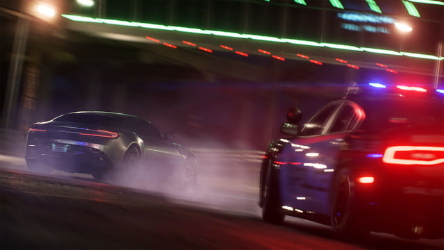 Need for Speed Payback review police chase
