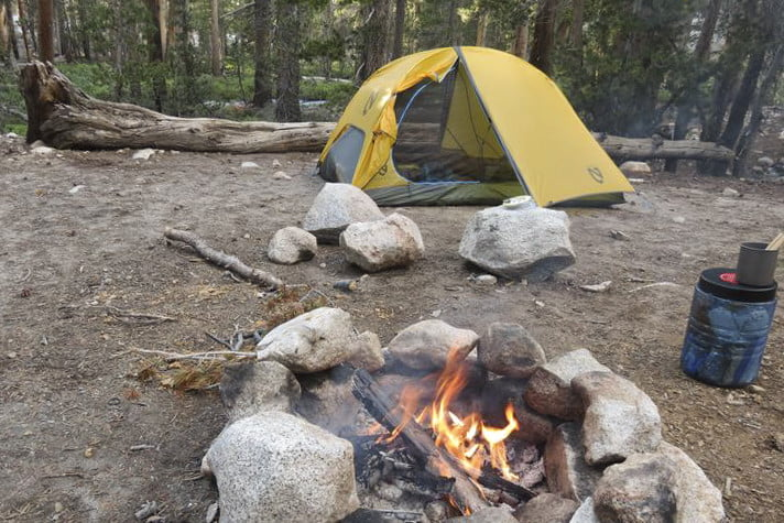 best backpacking tents you can buy nemo hornet elite 2 lifestyle