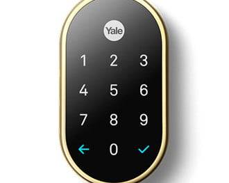 nest x yale review