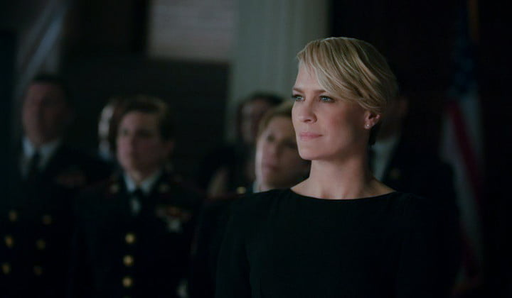 fall tv schedule netflix claire underwood house of cards