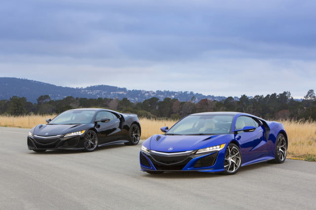 """Honda's """"Baby NSX"""" will arrive in 2018 with a 1.5-liter ..."""