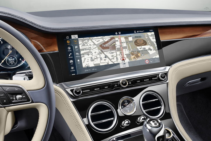 how bentley designs and builds the interior of its cars new continental gt  25