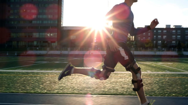 world first bionic knee brace levitation new spring loaded 21  1