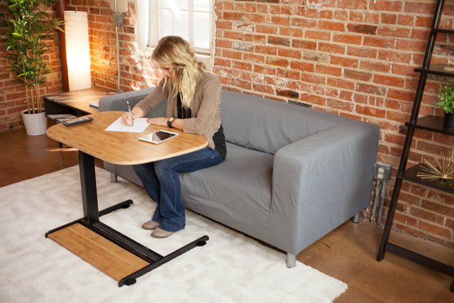 nextdesk flex power adjustable table 4