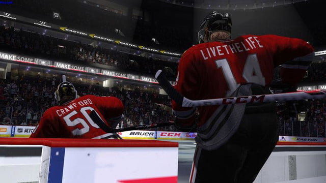 nhl 14 screenshot 4