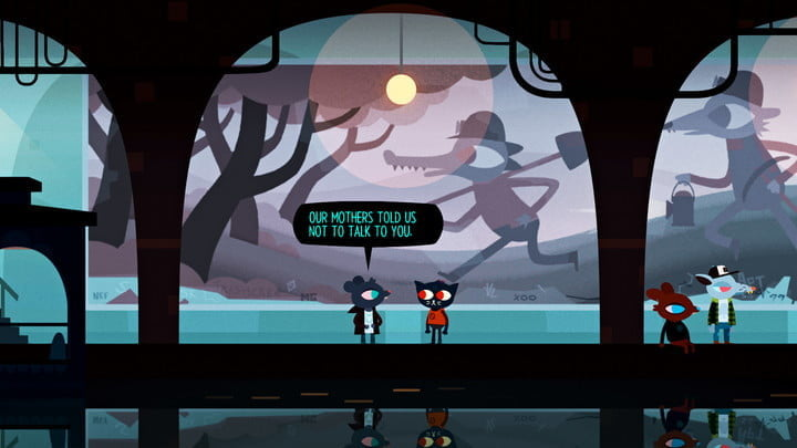 best indie games on nintendo switch night in the woods 5