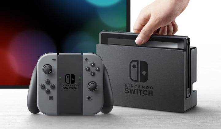 how to set up the nintendo switch feature