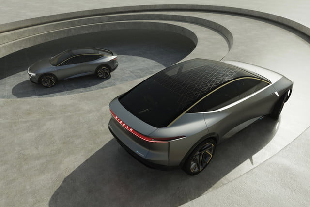 Nissan IMs Electric Car Concept Debuts at 2019 Detroit ...