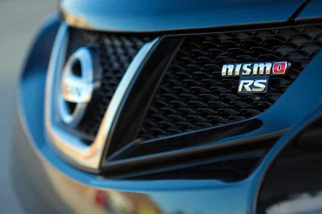 nissan juke nismo rs perfect car unhinged driver front detail