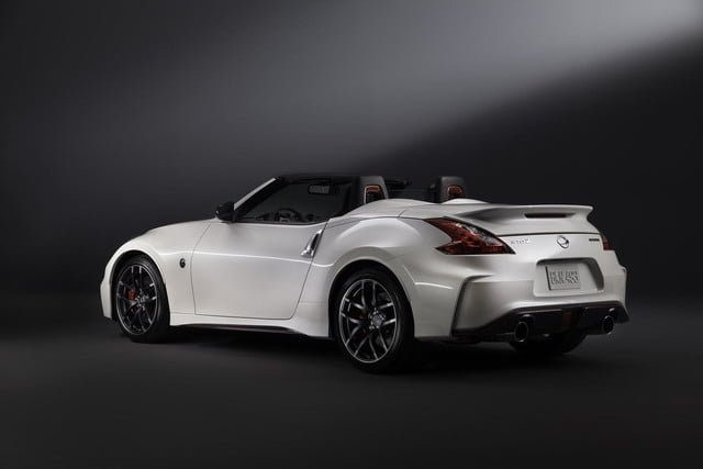 Nissan 370Z NISMO Roadster Concept