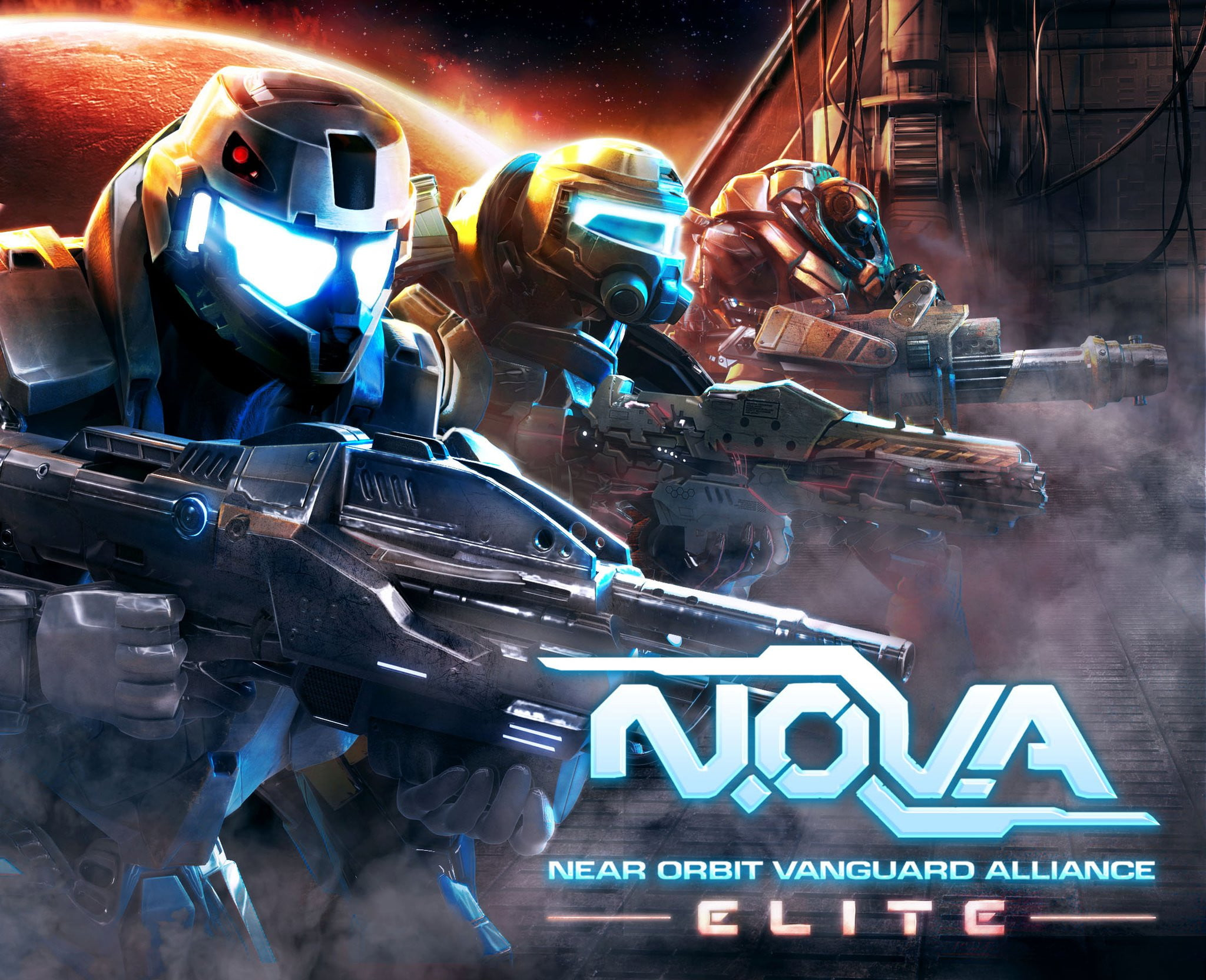 Gameloft's Popular IOS FPS N.O.V.A. Is Released On
