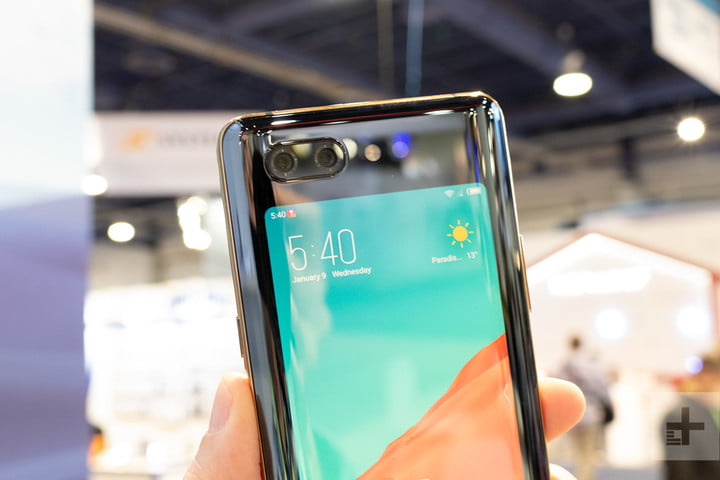 nubia x product impressions ces 2019 3