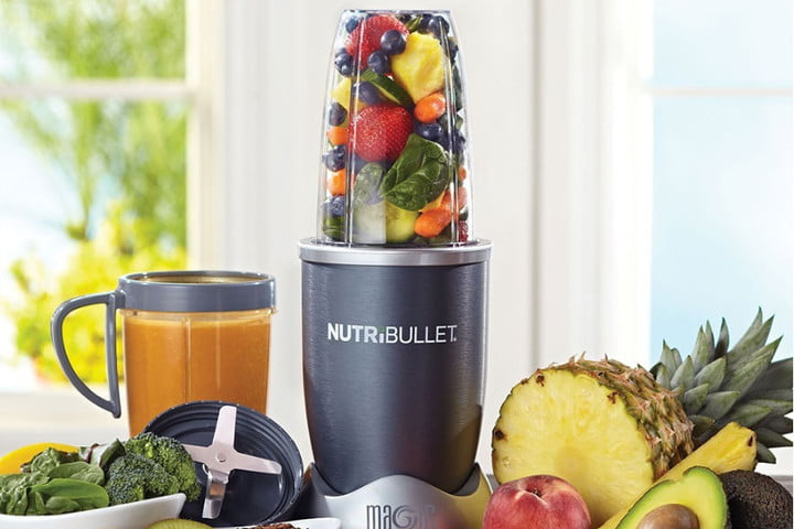 Nutribullet by Magic Bullet best blenders