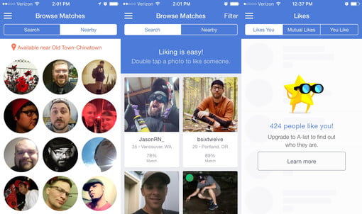 Browse okcupid without signing up