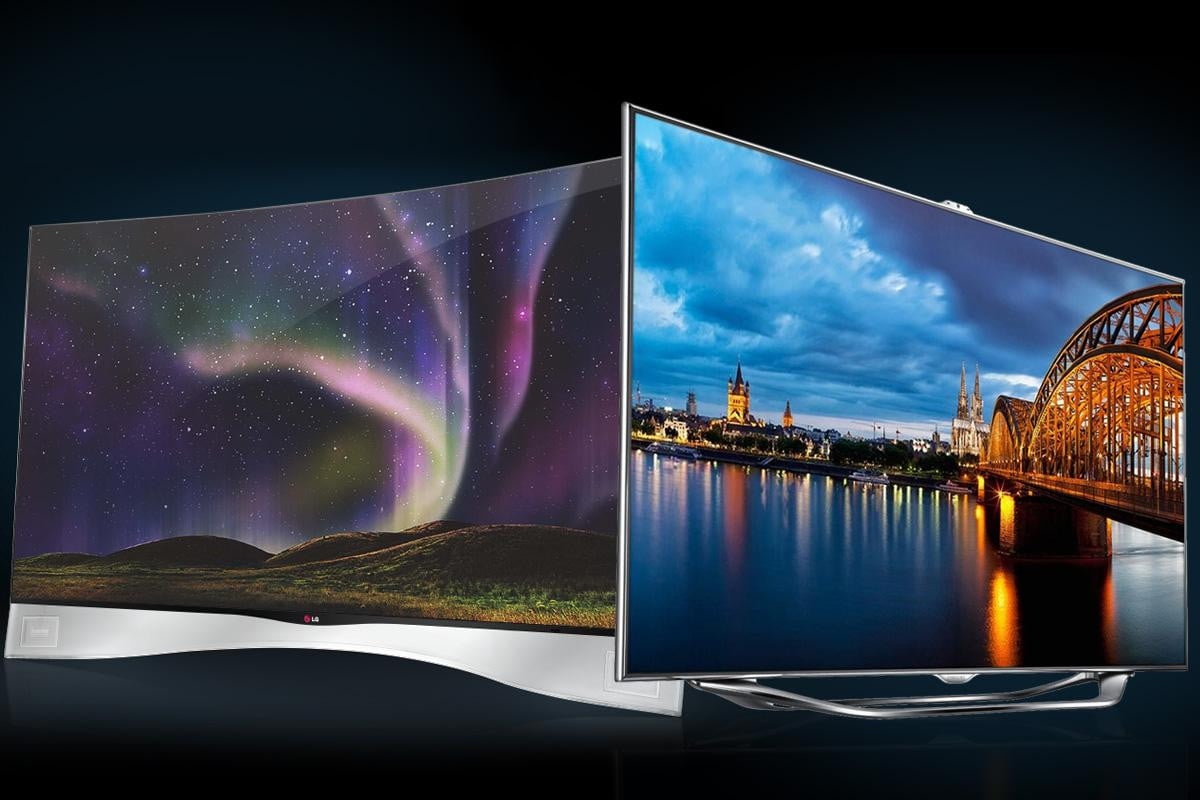 OLED vs. LED: Which Kind of TV Display Is Better? | Digital Trends