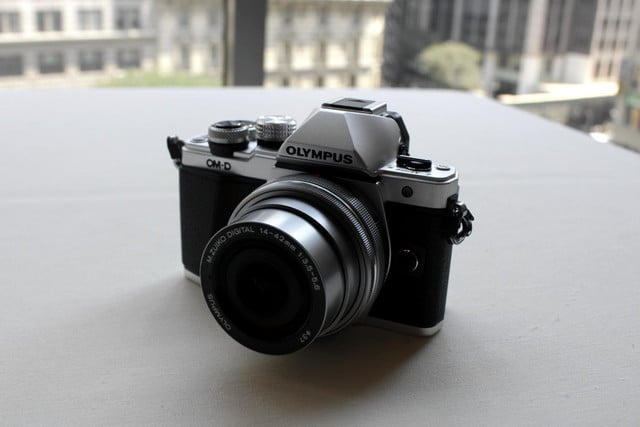 olympus gives entry level om d e m10 mirrorless camera big upgrades e10mkii 15